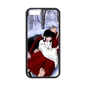 iPhone 6 Plus 5.5 Inch Cell Phone Case Black Inuyasha TY_F05959