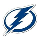 NHL Tampa Bay Lightning vinilo Imán (30,5cm)
