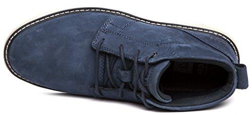Caterpillar Herren Trey P721892 Klassische Stiefel Blau (Insignia Blue P721892)