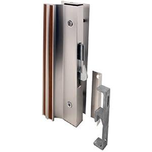 slide co 14206 sliding glass door handle lock hook style surface