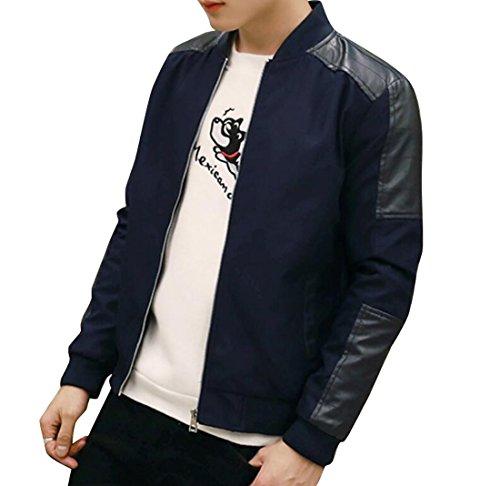 Dark Blue Jacket - 4