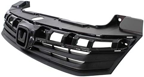 Koolzap For 12 Civic 4-Door Sedan Front Grill Grille Assembly Primed HO1200206 71121TR0A01