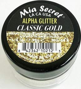 Mia Secret Alpha Glitter Collection - .25 oz