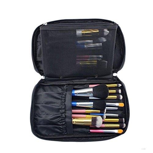 YJYdada Professional Brush Brush Tool Bags Cosmetic Boxes Portable Zipper Bag