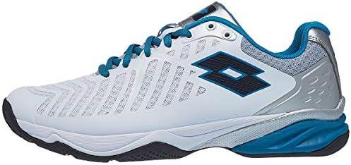 Lotto Space 400 ALR Blanco Azul 210735 58O: Amazon.es: Deportes y ...