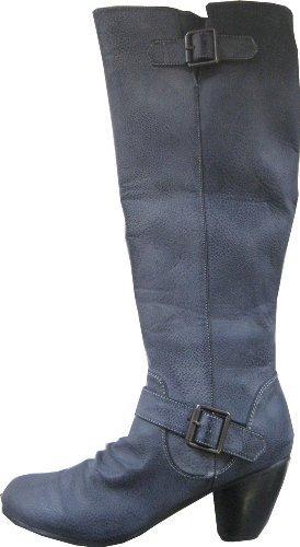 Trend - Stiefel von Chillany in Blau Blau