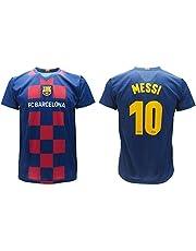 Shirt Messi 2020 Barcelona, Officieel Thuisshirt 2019 2020, in blisterverpakking, Barcelona 10, kinderen, jongens, volwassenen