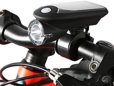 XHL Art Luces para bicicleta LED Ciclismo Energía Solar Con ...