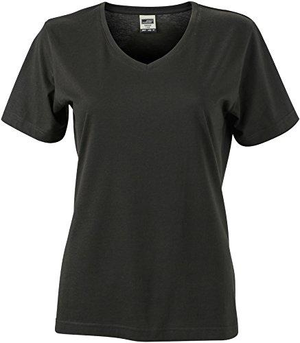 James & Nicholson - Camiseta - Manga corta - para mujer negro