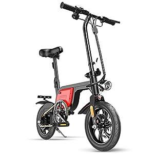 41dpeDdZXqL. SS300 YANGMAN-L Elettrica Pieghevole Bici, 36V 250W Motore 10.4Ah Batteria elettrica Commuter Ebike Bicicletta con Pneumatici…
