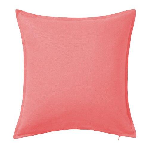 IKEA Gurli - Funda de cojín, 50 x 50 cm), color rosa: Amazon ...