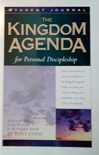 Download The Kingdom Agenda: For Personal Discipleship pdf