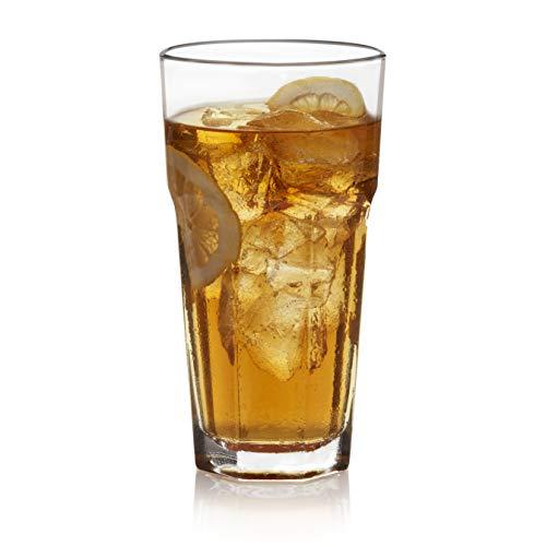 d Tea Glasses, Set of 12 ()