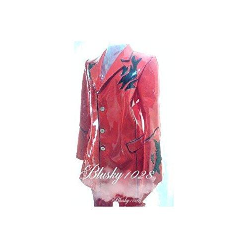 X JAPAN hide●コスプレ衣装コスチューム 変身 仮装 ステージ服 舞台 ハロウィン クリスマス