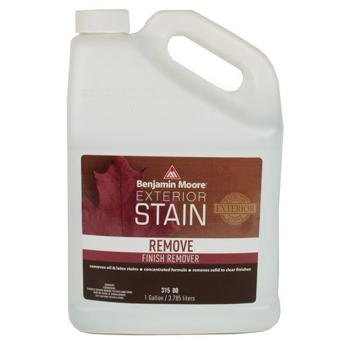 Benjamin Moore Exterior Stain Finish Remover, 1 Gal
