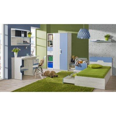 5-tlg-Schlafzimmerset-Nino