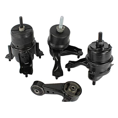 DNJ MMK1047 Complete Engine Motor & Transmission Mount Kit for 2002-2006 / Toyota/Camry / 3.0L - Toyota Engine 2002 Camry