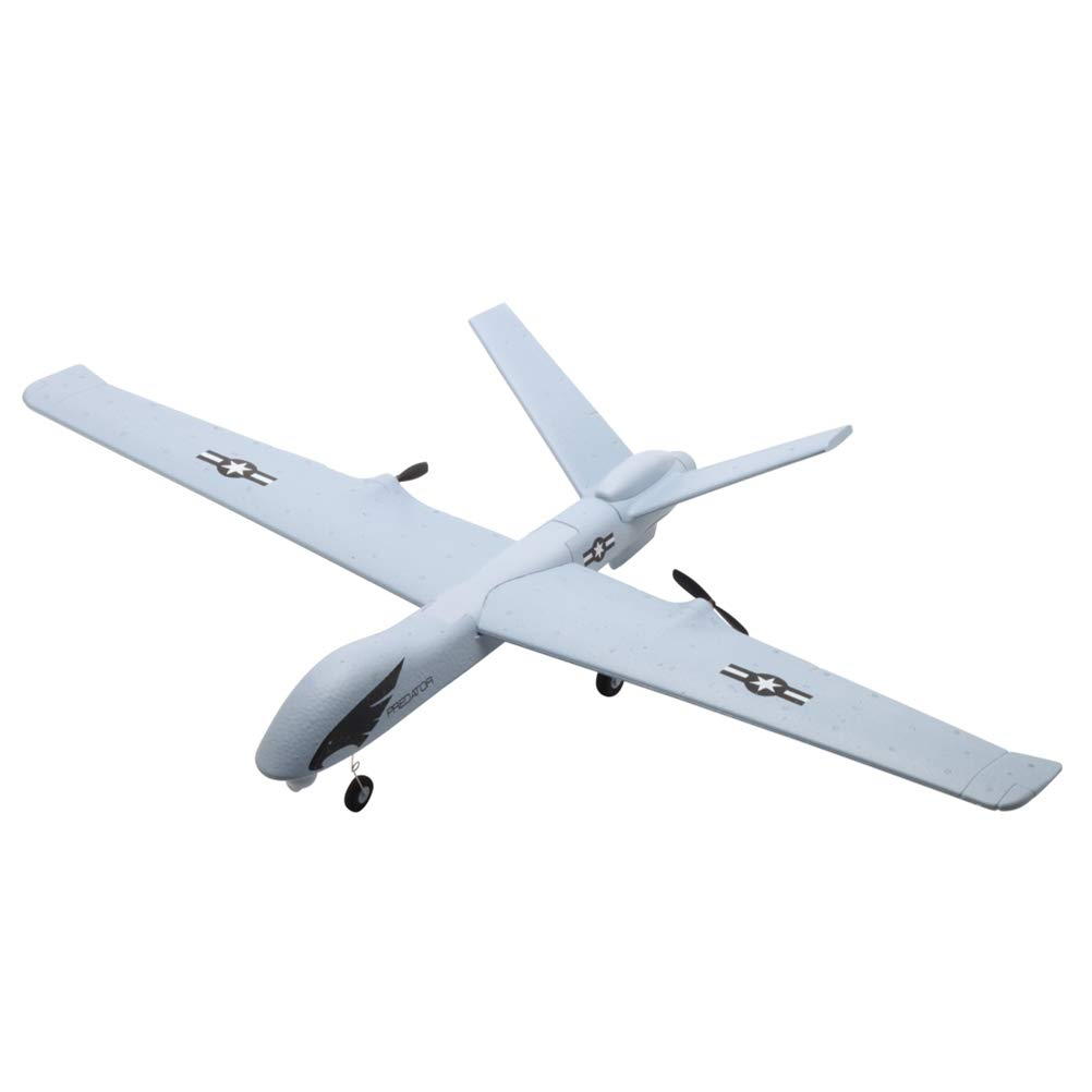 Toyvian DIY EPP Foam Remote Control Aircraft Model Throwing Flying Glider Plane for Kids by Toyvian (Image #2)
