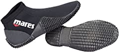 Mares Equator 2mm Molded Sole Boots are perfect for diving and other water sports. Boots are made from 2mm Nylon II Neoprene Rubber that protects your feet from the environment, chaffing from fins and the hard surface found on personal waterc...