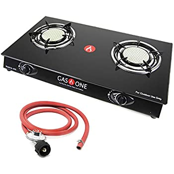 Amazon.com: 12 Inches Gas CooktopHigh Gas StoveGasHob Stove ...