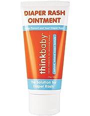 Thinkbaby Diaper Rash Ointment 3oz