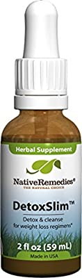 Native Remedies Detoxslim, 2 Fluid Ounce