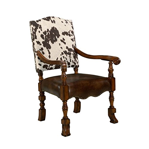 Cow Print Reno Accent Chair