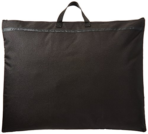 Prestige, Student Black Series, Soft-Sided Portfolio, Lightweight and Water Resistant - 20 x 26