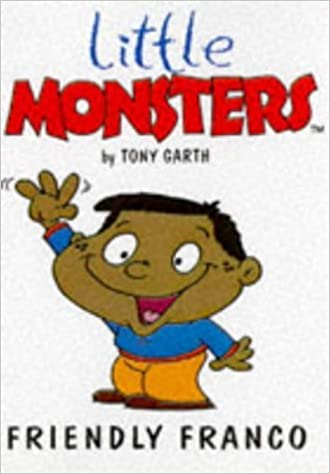 Book Rude Roger (Little Monsters) by Tony Garth (1-Sep-1997)