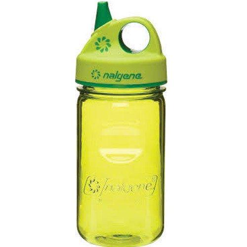 Grip N-gulp Spring (Nalgene Grip-n-Gulp Kids Water Bottle Variation Parent (Spring Green, 12 Ounces))