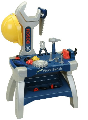 (Theo Klein Bosch Mini Junior Workbench)