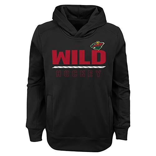 Outerstuff NHL NHL Minnesota Wild Youth Boys Lace