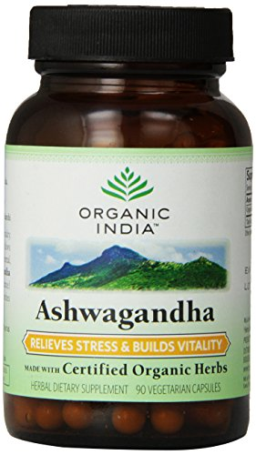 Bio Formule Inde Ashwagandha, Veg-capsules, 90 comte