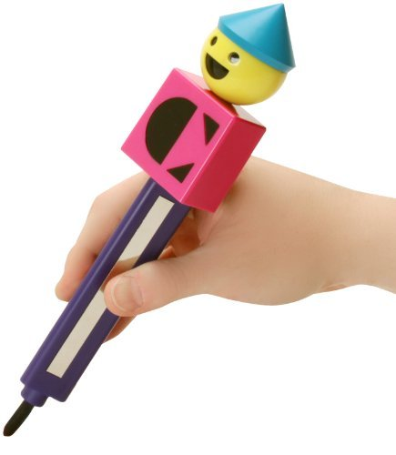 Colorforms Activity Toys Brush With Genius Paint and Play Activity Toy by University Games