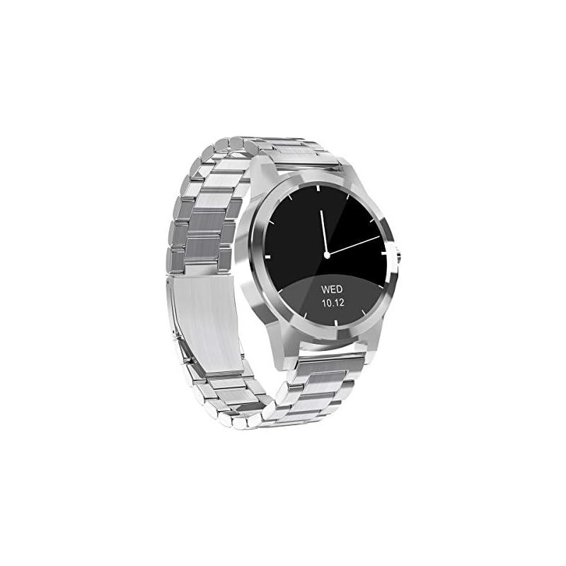 Diggro DI03 Smart Watch IP67 Waterproof MTK2502C Support Bluetooth Speaker Microphone G-Sensor Siri Heart Rate Monitor Sport Pedometer Sleep Monitor Sedentary Reminder for Android & iOS