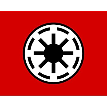 Amazon Magflags Large Flag Galactic Republic Star Wars