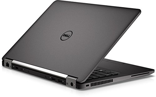 Fast Dell Latitude E7270 UltraBook Business Laptop Notebook (Intel Core i7-6600U, 8GB Ram, 256GB SSD, HDMI, WiFi, Bluetooth) Win 10 Pro (Renewed)