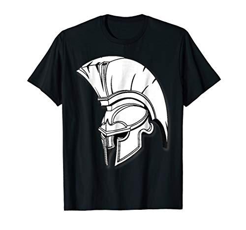 Gladiator Helmet Warrior Arena T-Shirts