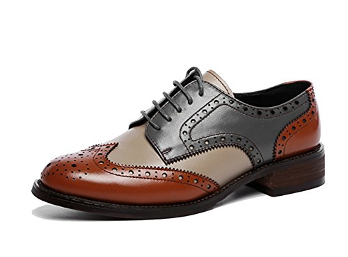 U lite Perforated Lace up Wingtip Leather product image