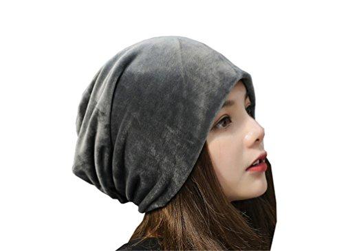Women's Velvet Beanies Winter Korean Fashion Hats