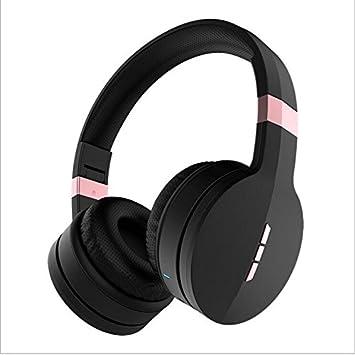 Auriculares inalámbricos Bluetooth,Auricular Concelling plegable y ruido,más oído Auriculares Hi-Fi