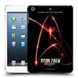 Official Star Trek Discovery 7 Red Signals Discovery Season 2 Poster Hard Back Case for iPad Mini 1 Mini 2 Mini 3