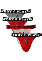 Playboy Men's Cotton Tee Brief UF-13 (4pc Pack)