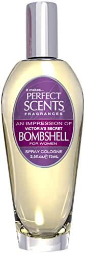 Perfect Scents Impression of Bombshell Cologne, 2.5 Fluid Ounce