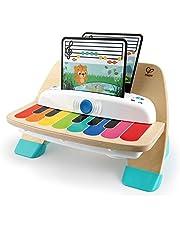 Baby Einstein 11649-6 Hape Magic Touch Piano Träleksak, Flerfärgad, 1 St