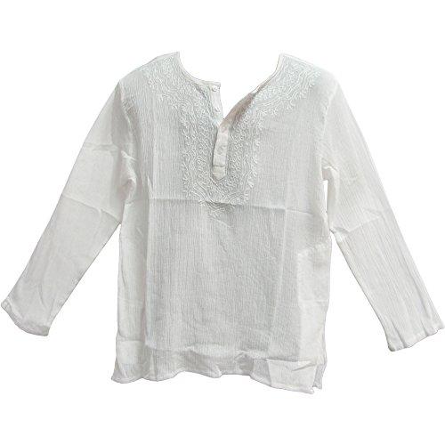 Indian Cotton Shirt - 2