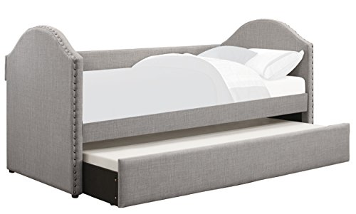 Homelegance 4972 Tarpen Daybed with Nail Head Accent, Twin