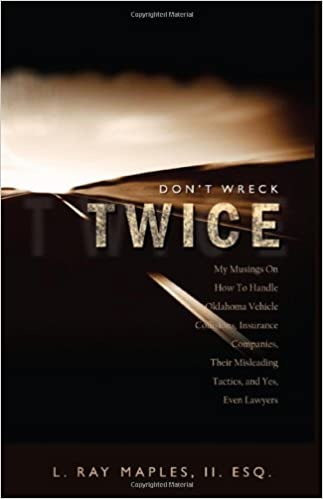 Dont Wreck Twice