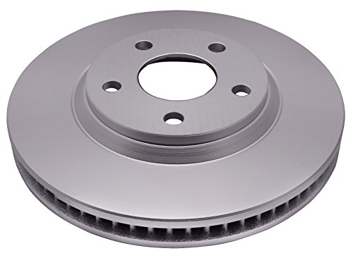 ACDelco 18A813AC Advantage Coated Front Disc Brake Rotor