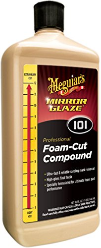MEGUIARS Foam Cut Compound